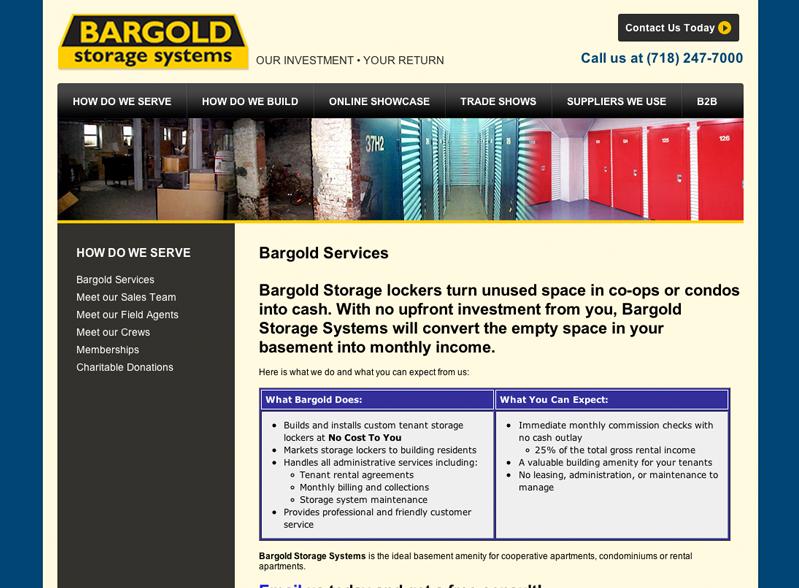 Bargold Storage