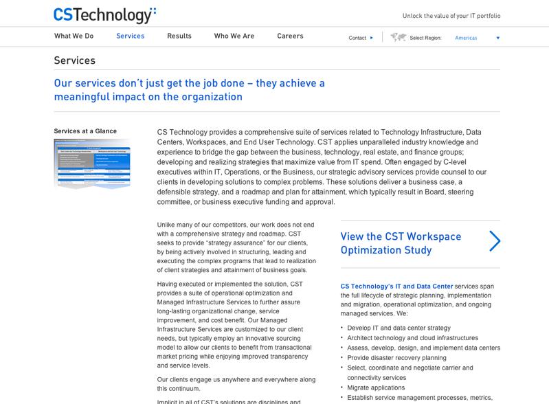 CS Technology