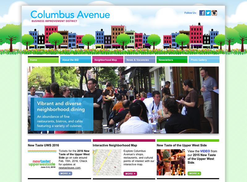 Columbus Avenue BID