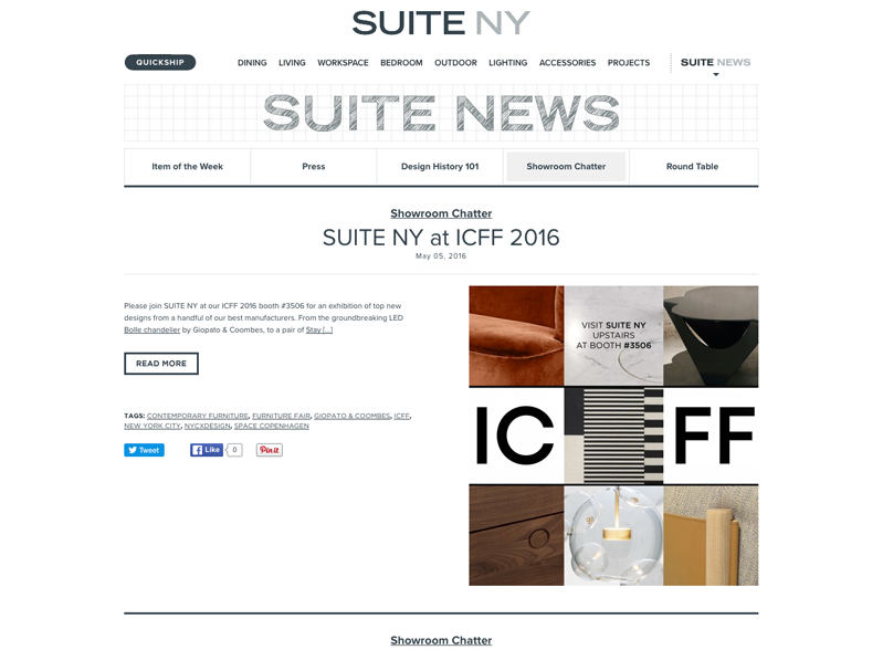 SUITE New York