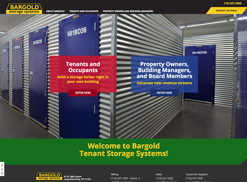 Latest to Launch: Bargold Storage