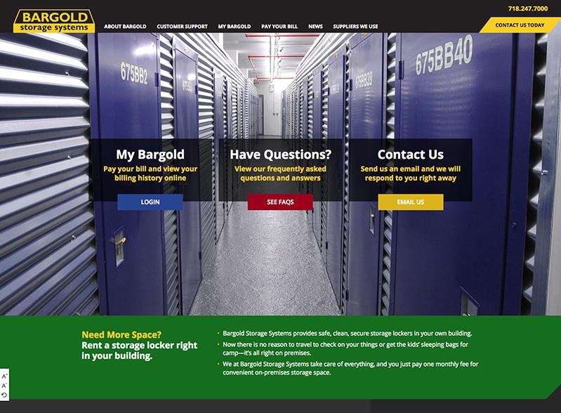 Bargold Storage Systems