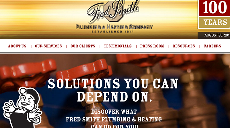 Fred Smith Plumbing & Heating