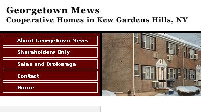 Georgetown Mews Cooperative