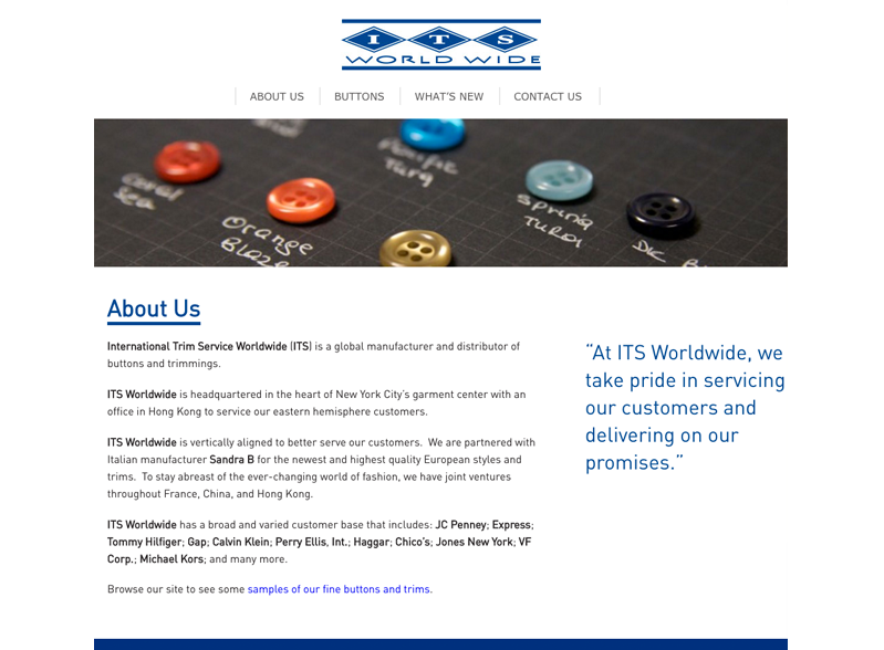 International Trim Service Worldwide (ITS)
