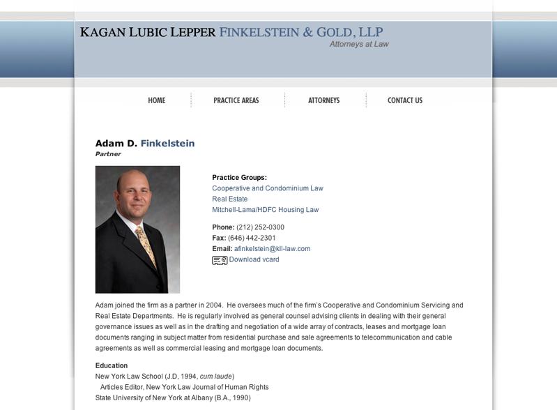 Kagan Lubic Lepper Lewis Gold & Colbert