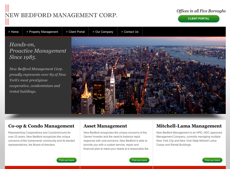 New Bedford Management