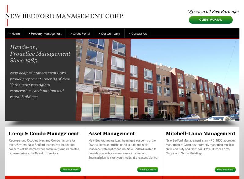 New Bedford Management