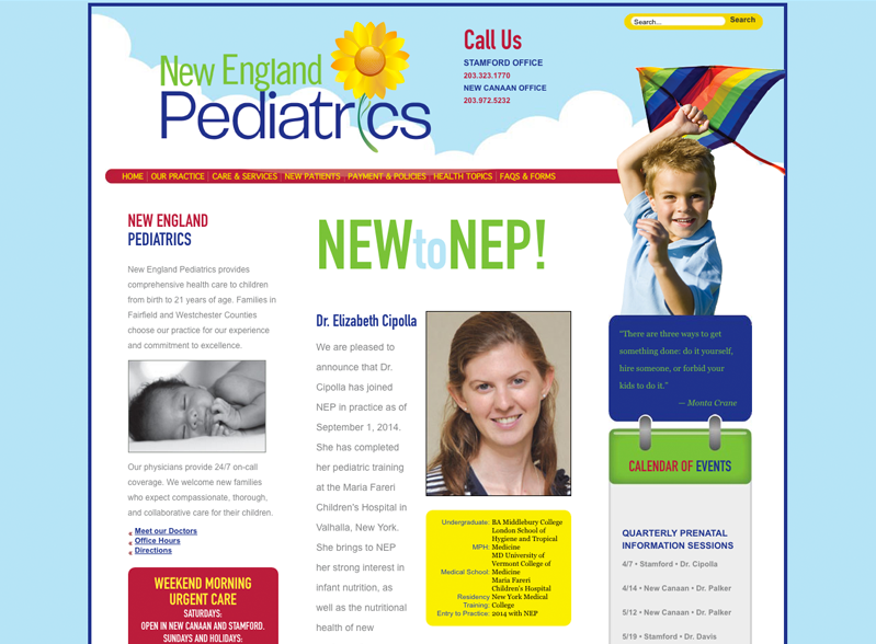 New England Pediatrics