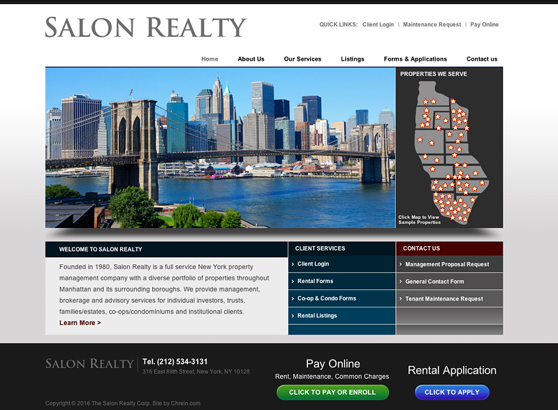 Salon Realty