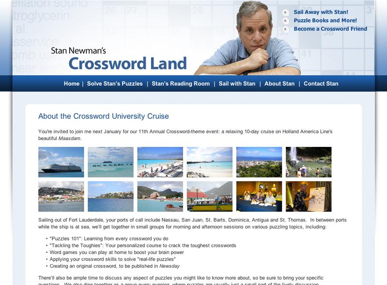 Stan Newman's Crossword Land