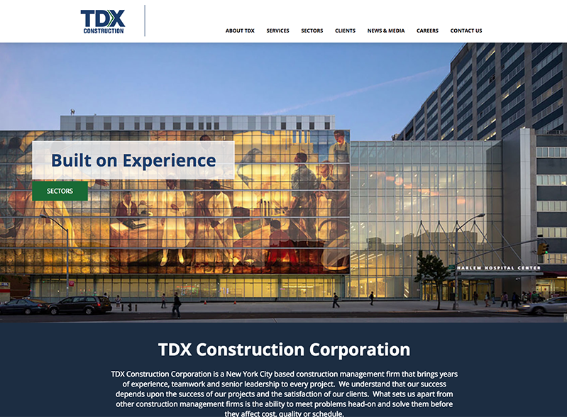 Latest to Launch: TDX Construction