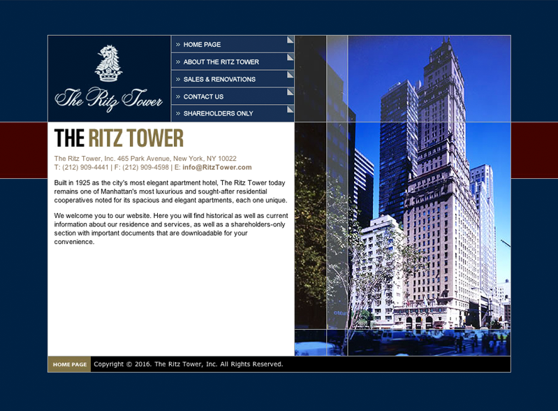 The Ritz Tower