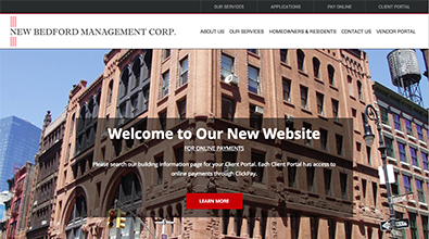 New Bedford Management Corp.