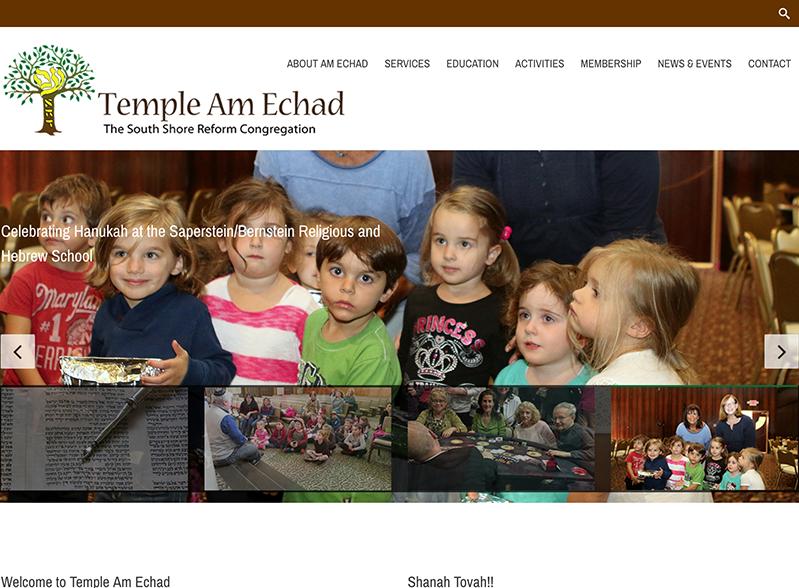 Temple Am Echad