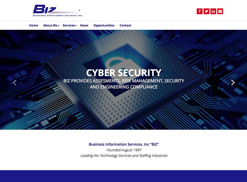 "BUSINESS INFORMATION SERVICES INC., ""BIZ"""