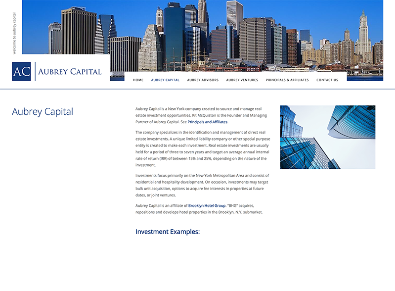 Aubrey Capital