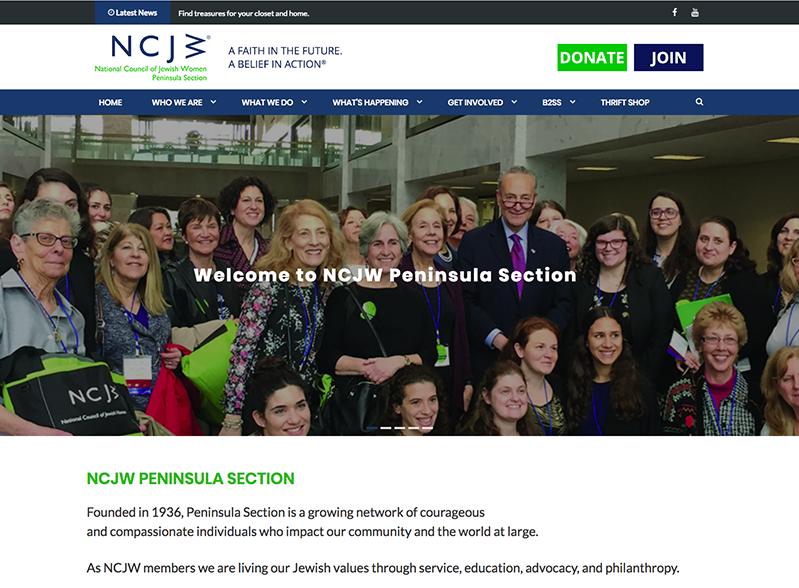 NCJW PENINSULA SECTION
