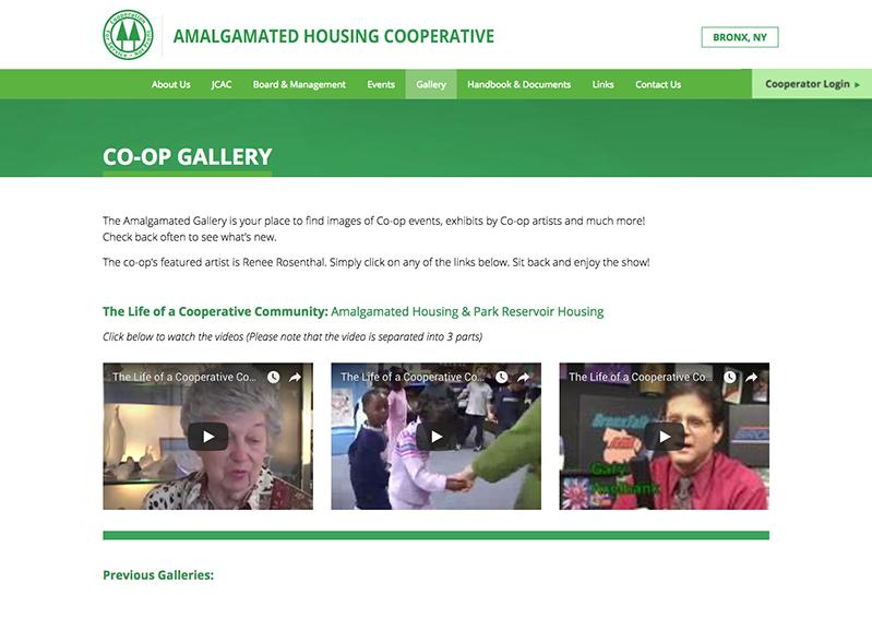 Amalgamated Housing Cooperative