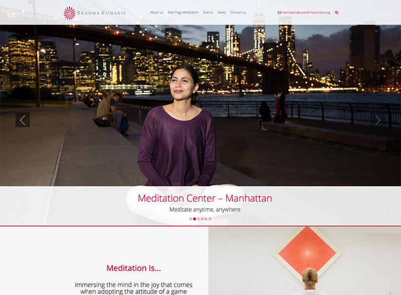 Latest to Launch: Manhattan Meditation Center