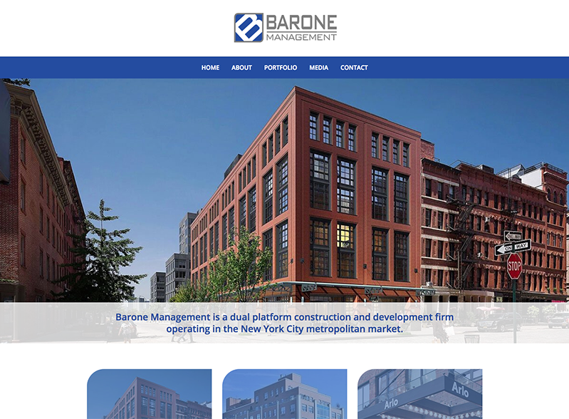 BARONE MANAGEMENT