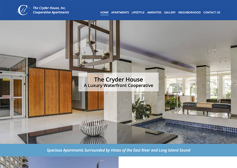 Latest to Launch: The Cryder House