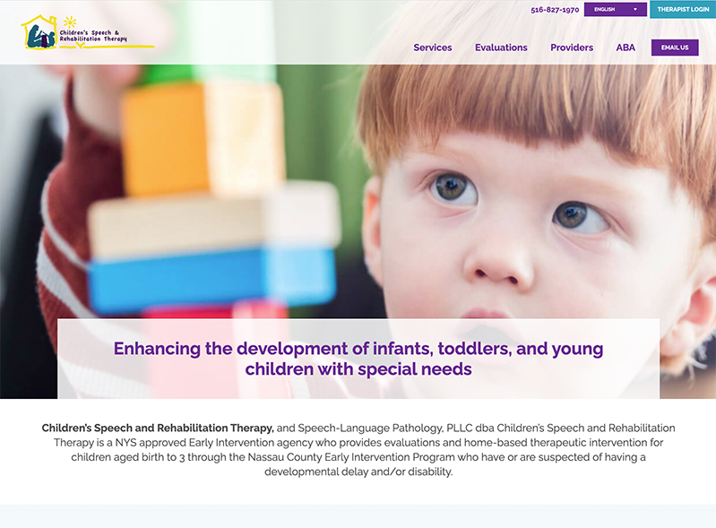Latest to Launch: Children's Speech and Rehabilitation Therapy