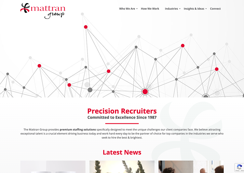 Latest to Launch: Mattran Group
